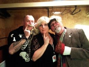 Mick, Leila and Peggy, Leeds