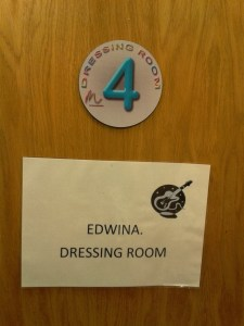 Dressing Room, Burnley