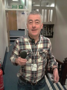 Phil from the BBC, Burnley