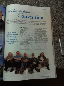 Fab magazine article, St Albans