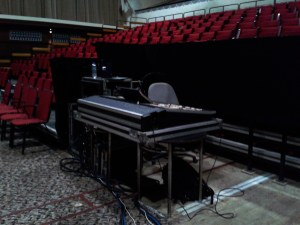 Sound desk, Tunbridge Wells