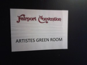 Green Room, Farnham