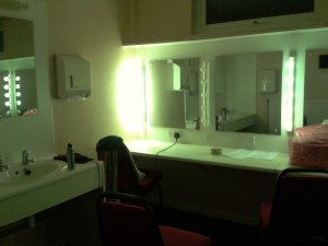 Dressing Room, Weston-super-Mare