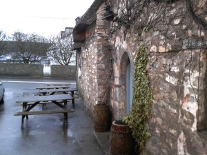 The Blue Anchor, East Aberthaw