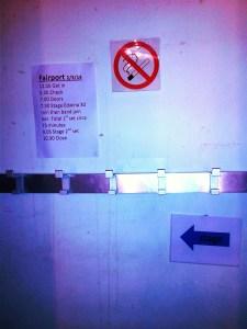 Backstage, Pontardawe