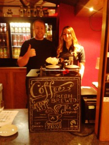 Super-lovely venue staff, Pontardawe
