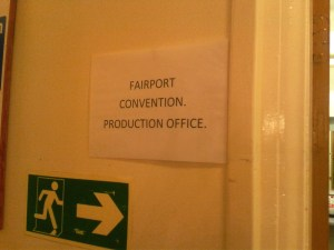 Backstage, Ullverston