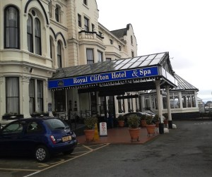 Hotel, Southport