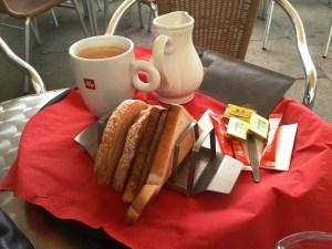 Breakfast heaven, Southport