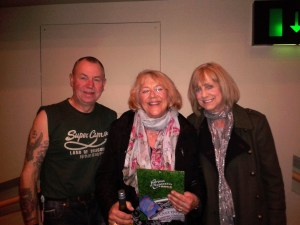Mick, Mum and Aunty Celia, Southport
