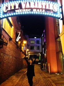 Leeds! (photo courtesy of Leila!)
