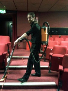 Ghostbusters! Or fab staff member Simon :o) Weston-super-Mare