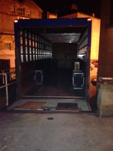 Ready To Load! Huddersfield