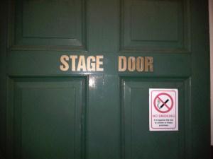 Stage Door, Huddersfield