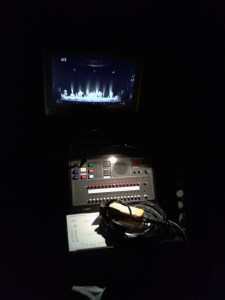 Backstage Monitor, Huddersfield