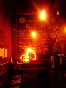 Cute Kiosk, London